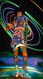 Emerging designer Brit Shaked