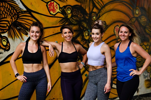 Fit Radio Cardio Coach Team