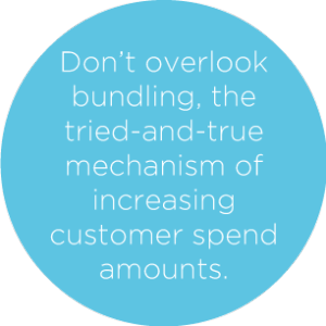 Increase Customer Spend