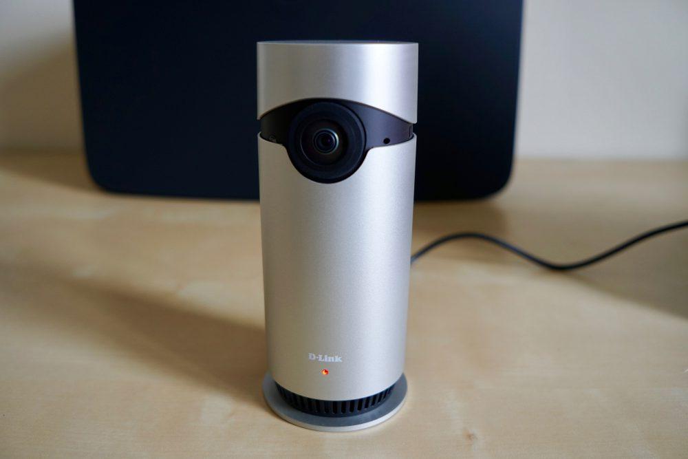 D-Link выпускает первую камеру наблюдения с поддержкой технологии Apple HomeKit