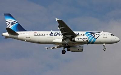 Лайнер EgyptAir мог разбиться из-за того, что пилот воткнул iPhone и iPad «не в тот разъем»