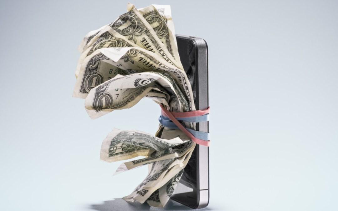 Нестандартные способы заработка на продукции Apple