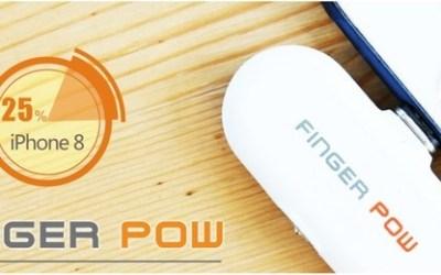 FingerPow —новый взгляд на привычные «банки»
