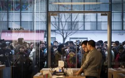 Apple и ее борьба с китайскими умельцами