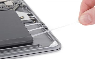 Все на новенького: iFixit препарировала новый MacBook Air