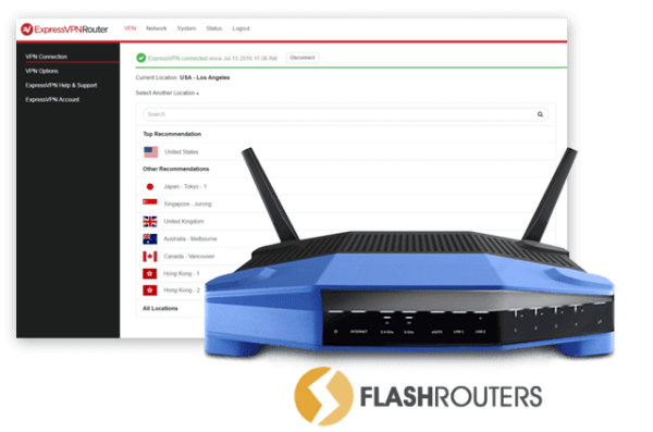 The Latest And Greatest Of The ExpressVPN Router App