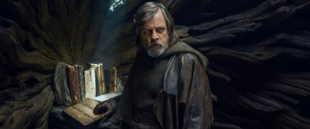 "Schlechtgelaunter alter Mann: Mark Hamill in ""The Last Jedi"""