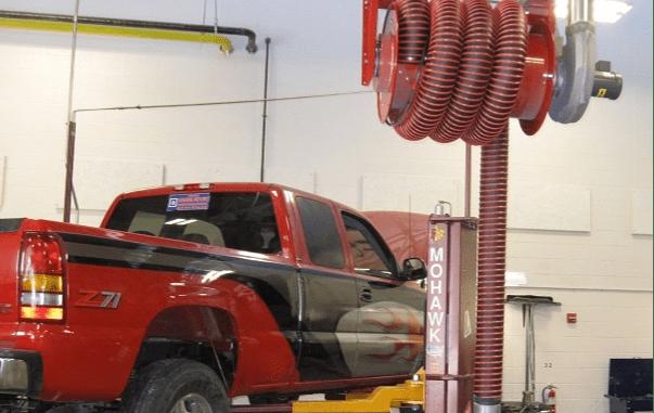 flexaust blog garage exhaust ventilation