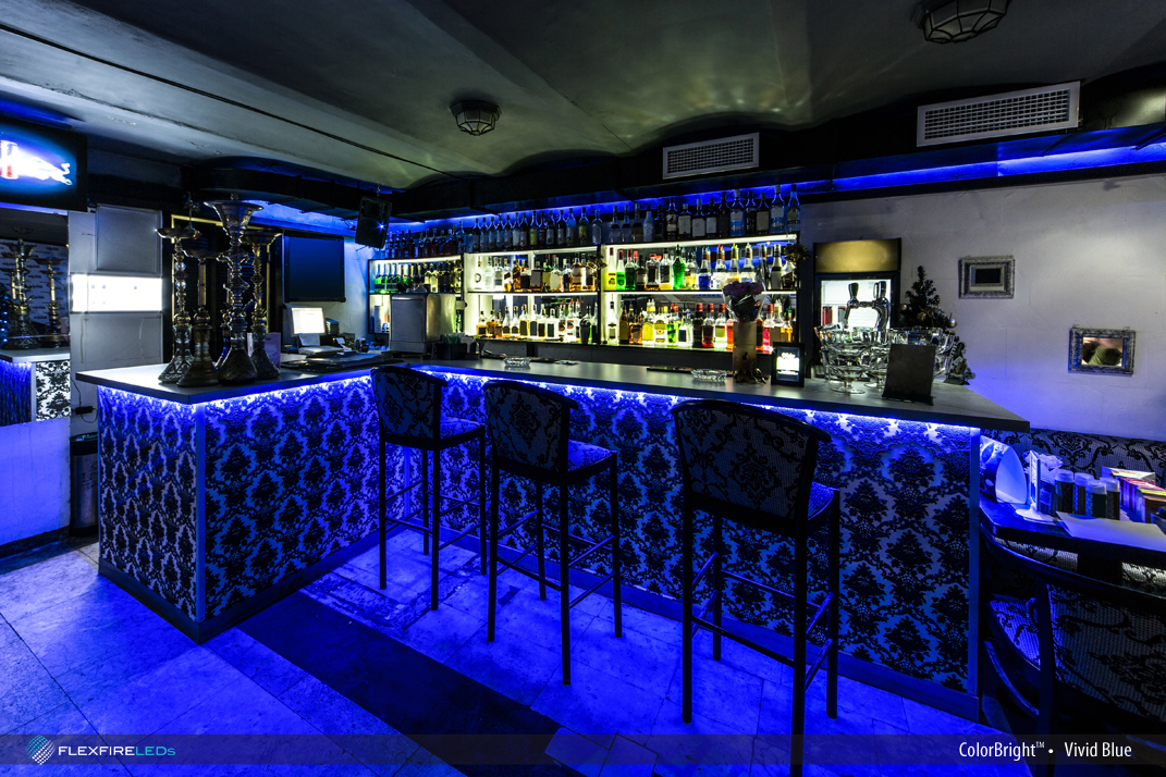 LED Lighting For Bars and Restaurants