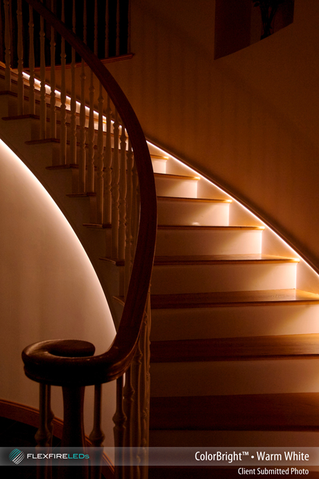 4 Indirect Lighting Ideas Using LED Strip Lights