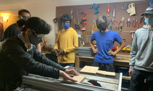 Fabrication Update – Build Day 5/29!