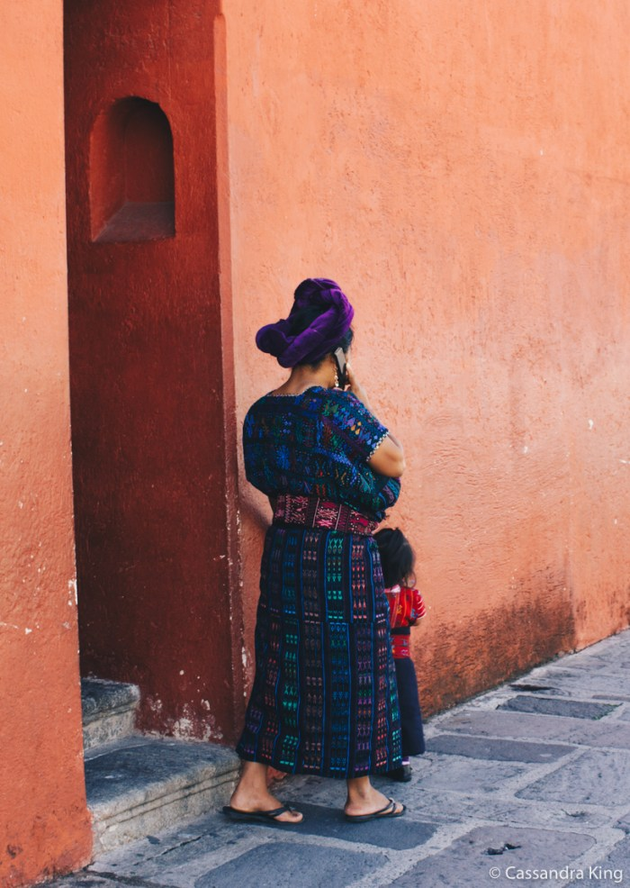 Better Travel Photography Woman Guatemala