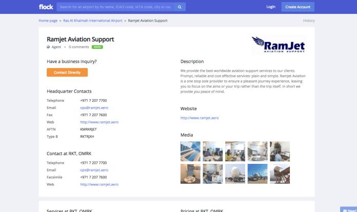 Flock Company Profile
