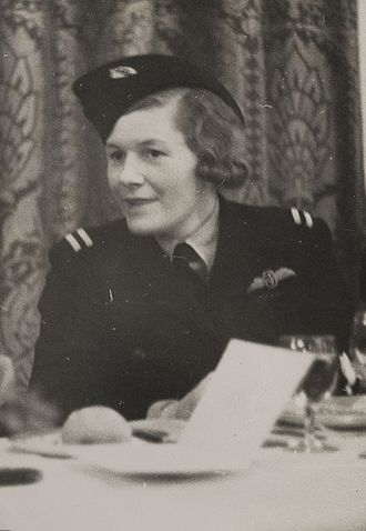 Women in Aviation - Pauline Gower