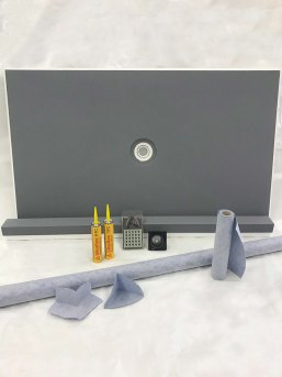 ProPan WPM Ready to Tile Shower Pan kit