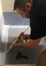 ProPan WPM Ready to Tile Shower Pan kit