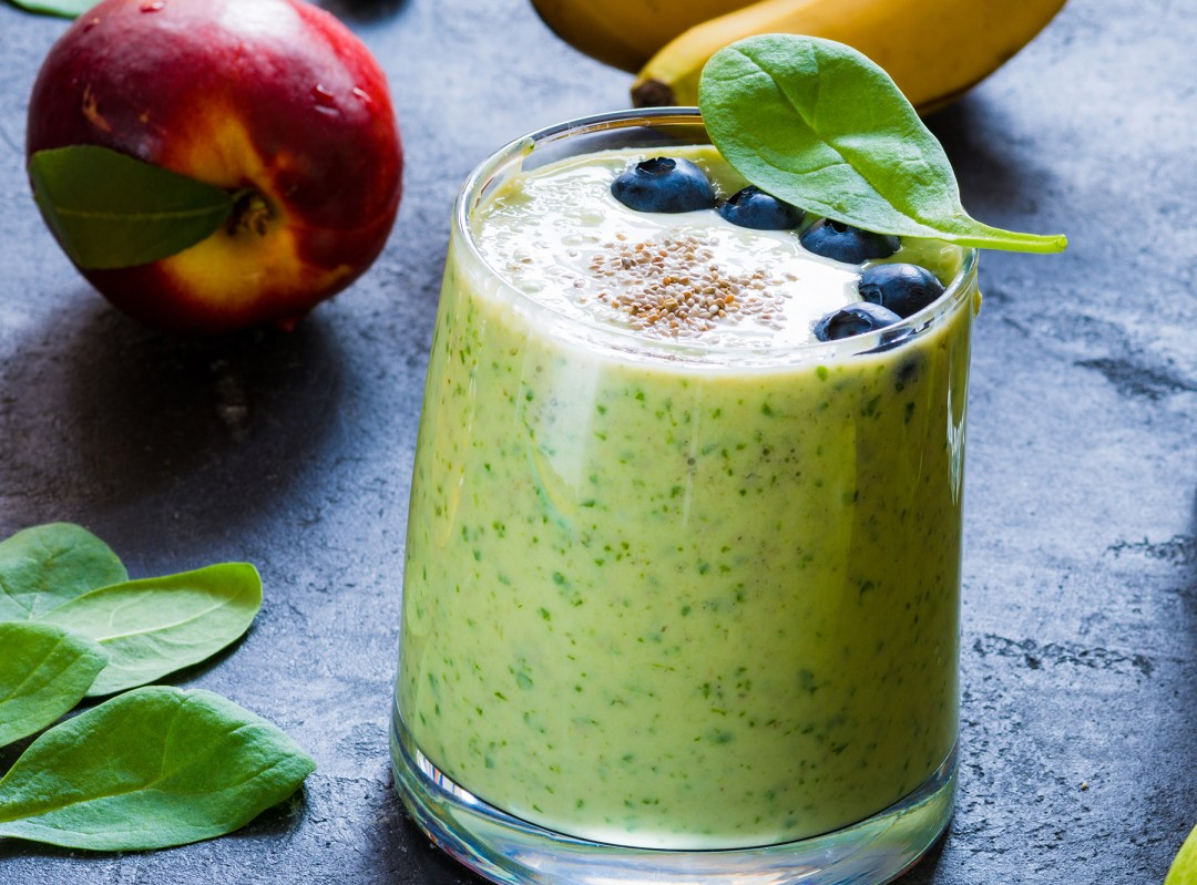 Green SOS Smoothie