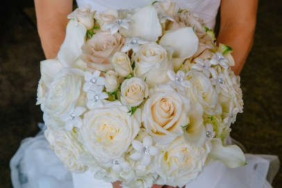Flora Nova Design Seattle - Bridal Bouquet