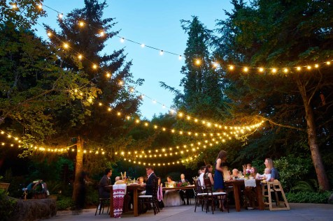Flora Nova Design Seattle Intimate JM Cellar Summer Colorful Wedding