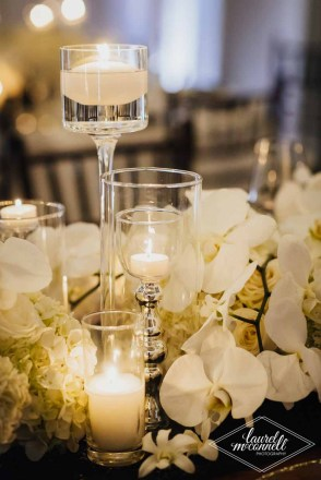 Flora Nova Design Seattle Luxury White Wedding Sodo Park