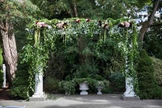 Flora Nova Design Seattle Laurel Creek Manor Wedding