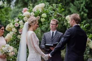 Lux Garden Wedding DeLille Flora Nova Design