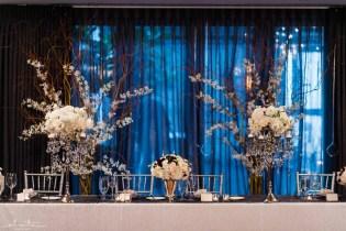 Glamorous Hotel 1000 wedding Flora Nova Design