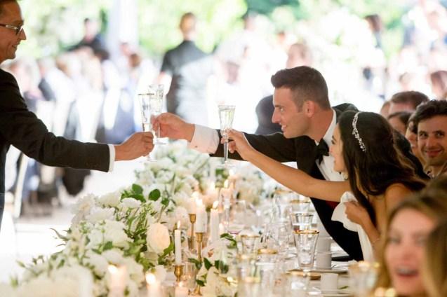 Elegant Summer Private Estate Wedding. Flora Nova Design Seattle