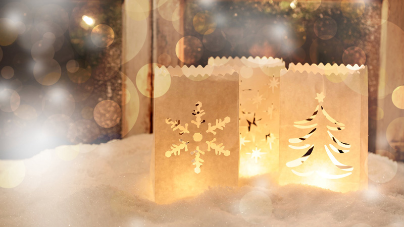 Cinco ideas originales para decorar tu casa en Navidad  Blog Flota
