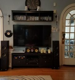 customer profile mike s 5 1 home theater system [ 2048 x 1152 Pixel ]