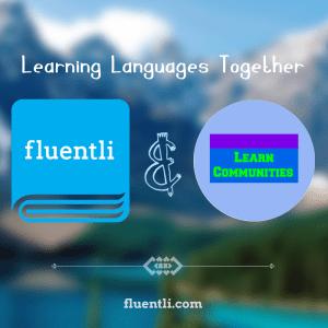 fluentli and learn communities
