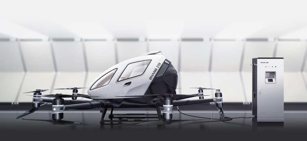 EHang 216 drone