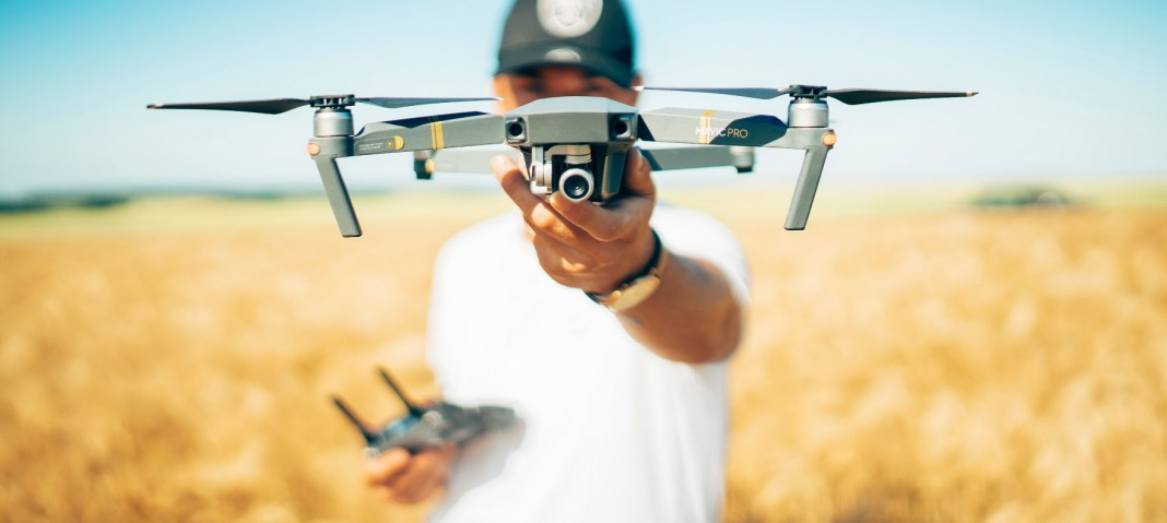 Get Your First Drone Job