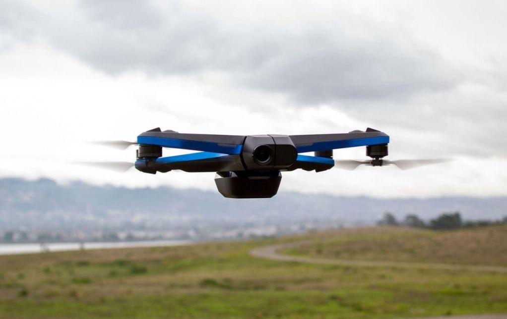 autonomous drone inspection