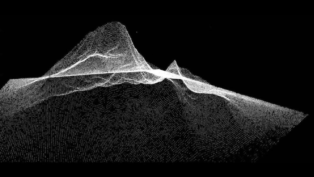 3D point cloud webodm