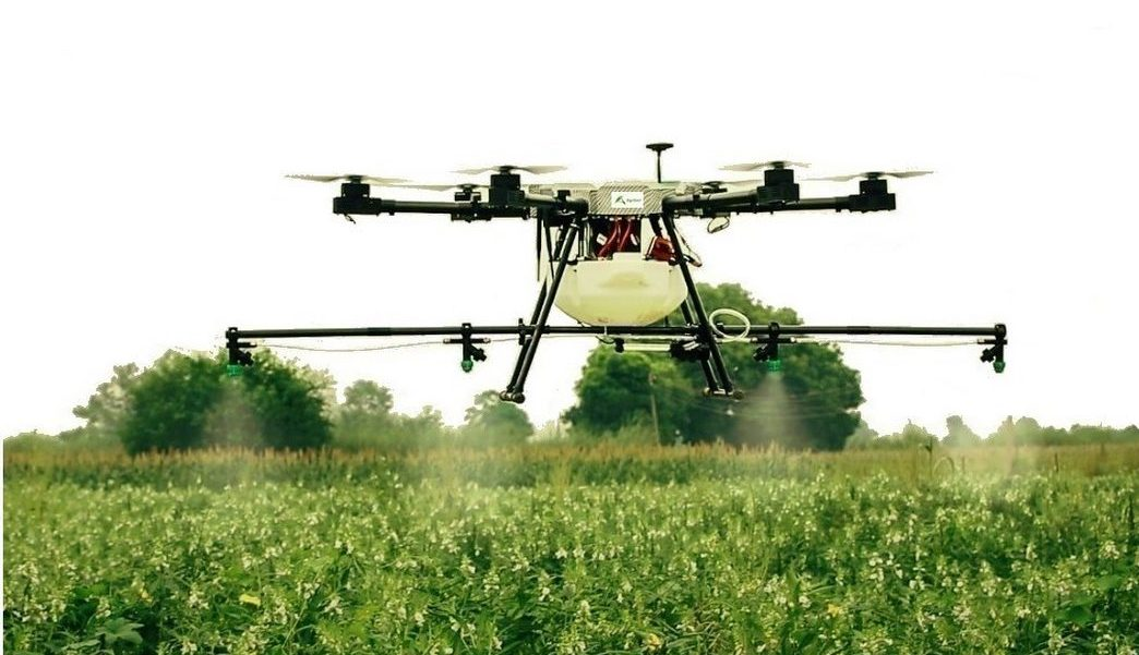 Agribot drone
