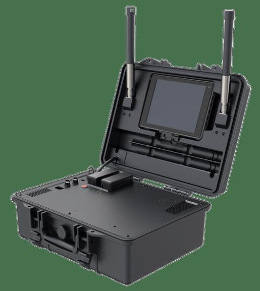 The AeroScope Portable Unit by DJI