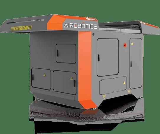 The Airobotics Drone in a Box Solution