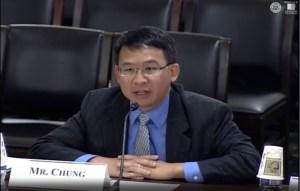 Homeland Security Committee Testimony