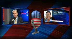 Luke Chung on the Steve Malzberg Show