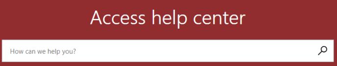 access-helpcenter