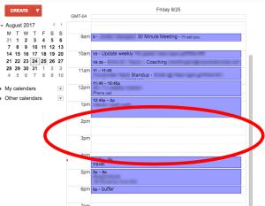 Tutorial - Calendar Image