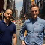 Focusmate founders Taylor Jacobson and Mike Galanos