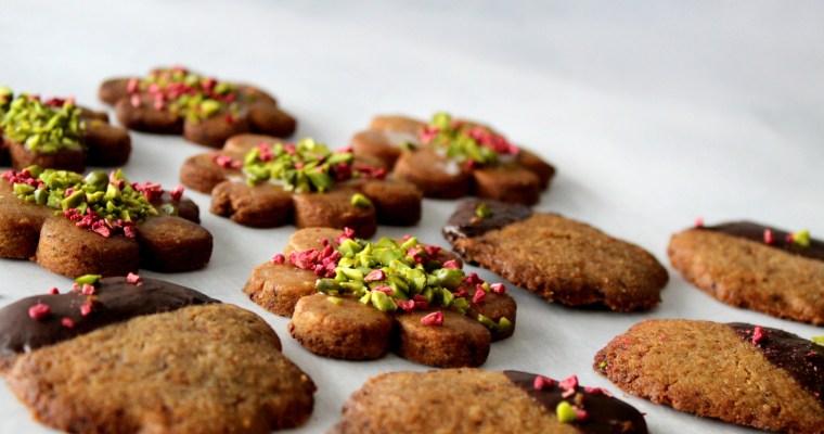Gewürz-Schokoladen-Cookies