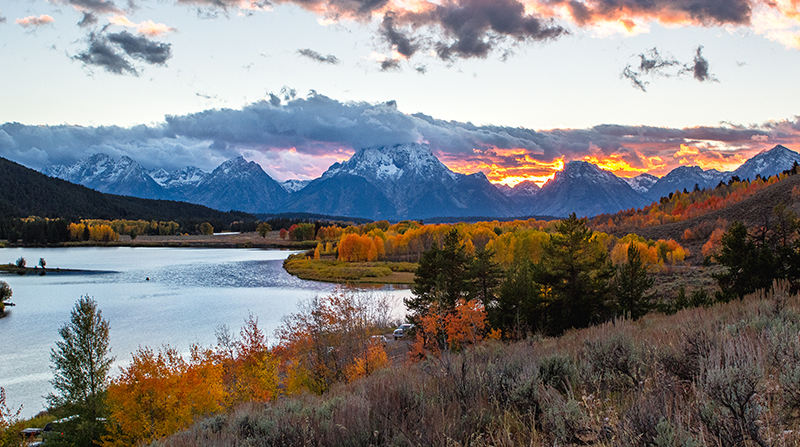 Top 10 Wyoming Vacation Destinations
