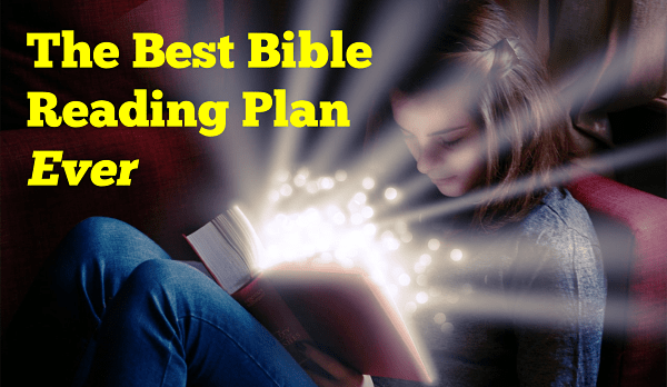 The Best Bible Reading Plan