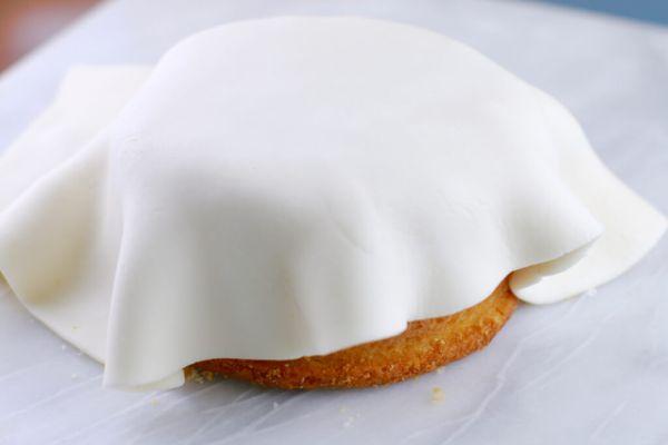 4 recetas de masas para hacer decoración comestible