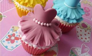 10 ideas originales en decoración para cupcakes 2