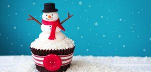 5 ideas de decoración para cupcakes navideños 2