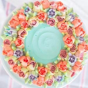 5 tendencias en la decoración de tartas que nos dejó el 2016 (y puedes hacer con preparado de bizcochos)4